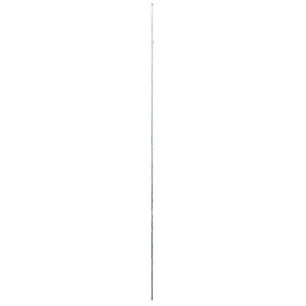 YARDGARD 4 ft. Galvanized Metal Fence Tension Bar