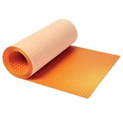 Ditra-Heat 3 ft. 3 in. x 41 ft. 1 in. Uncoupling Membrane Roll