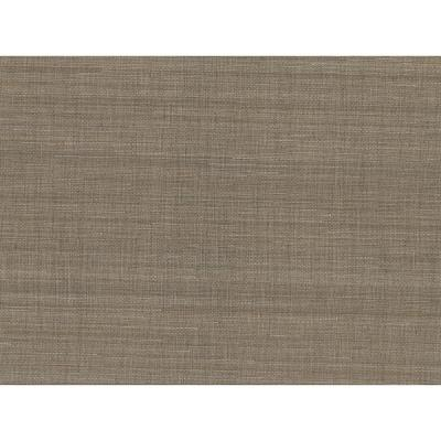72 sq. ft. Nanking Brown Abaca Grass Cloth Wallpaper