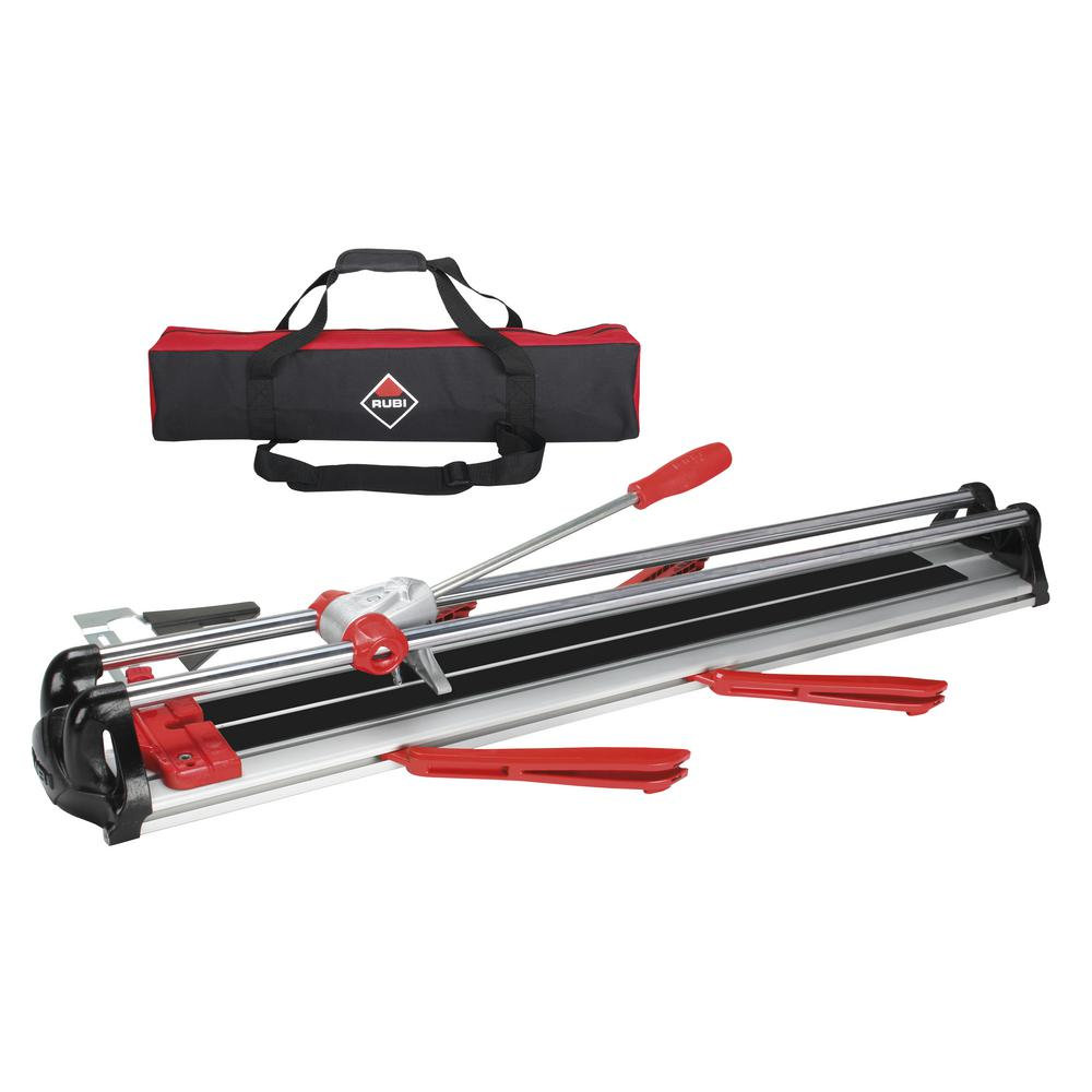 rubi fast 85 tile cutter 13941 the home depot. Black Bedroom Furniture Sets. Home Design Ideas