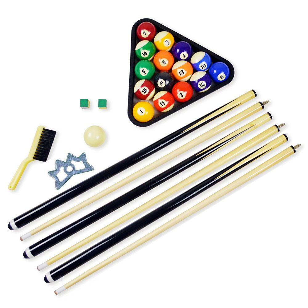 Hathaway Pool Table Billiard Accessory Kit-BG2543