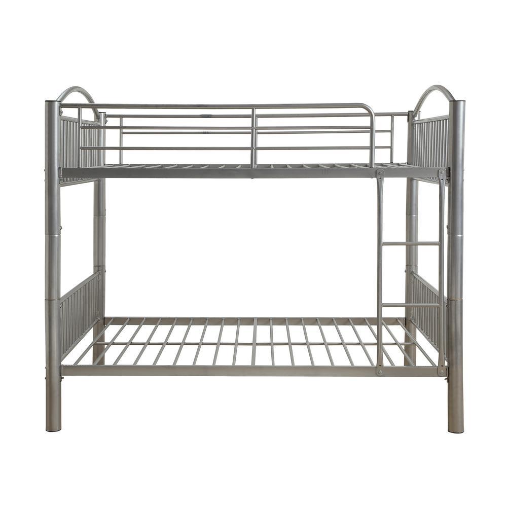 Acme Furniture Cayelynn Silver Full Over Full Bunkbed