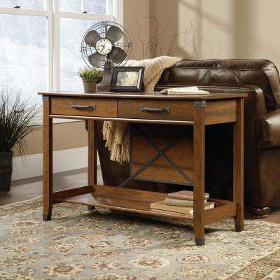 Carson Forge Washington Cherry Storage Console Table