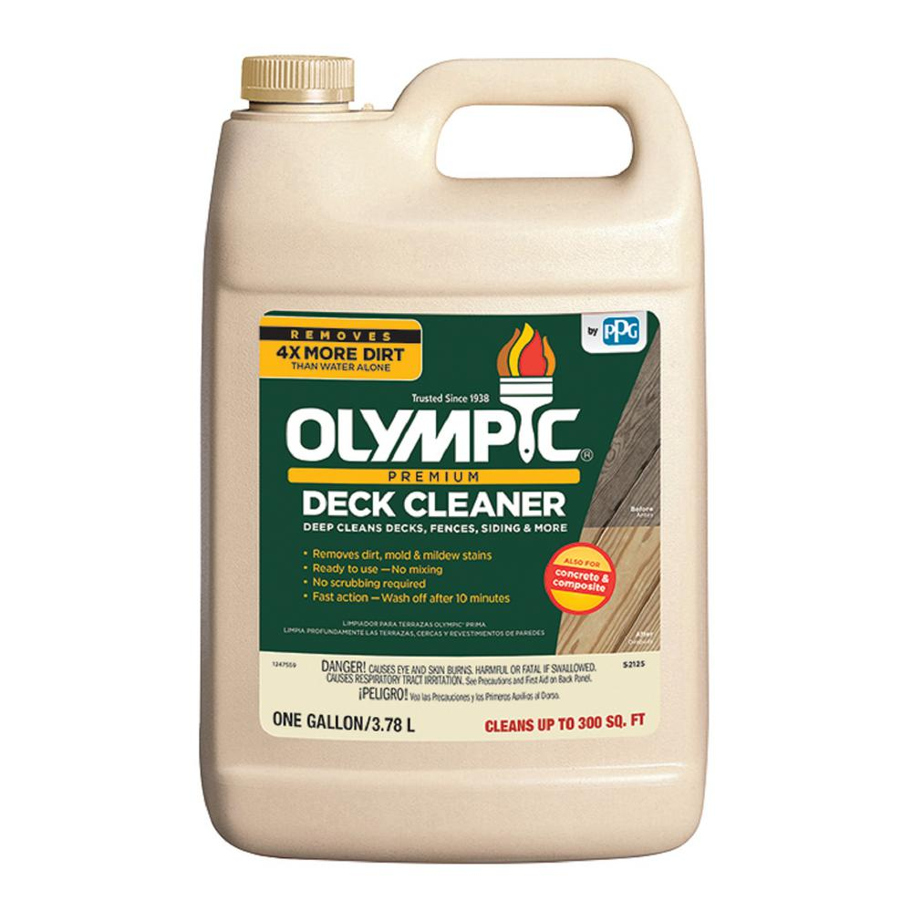 Olympic 128 Oz Premium Deck Cleaner