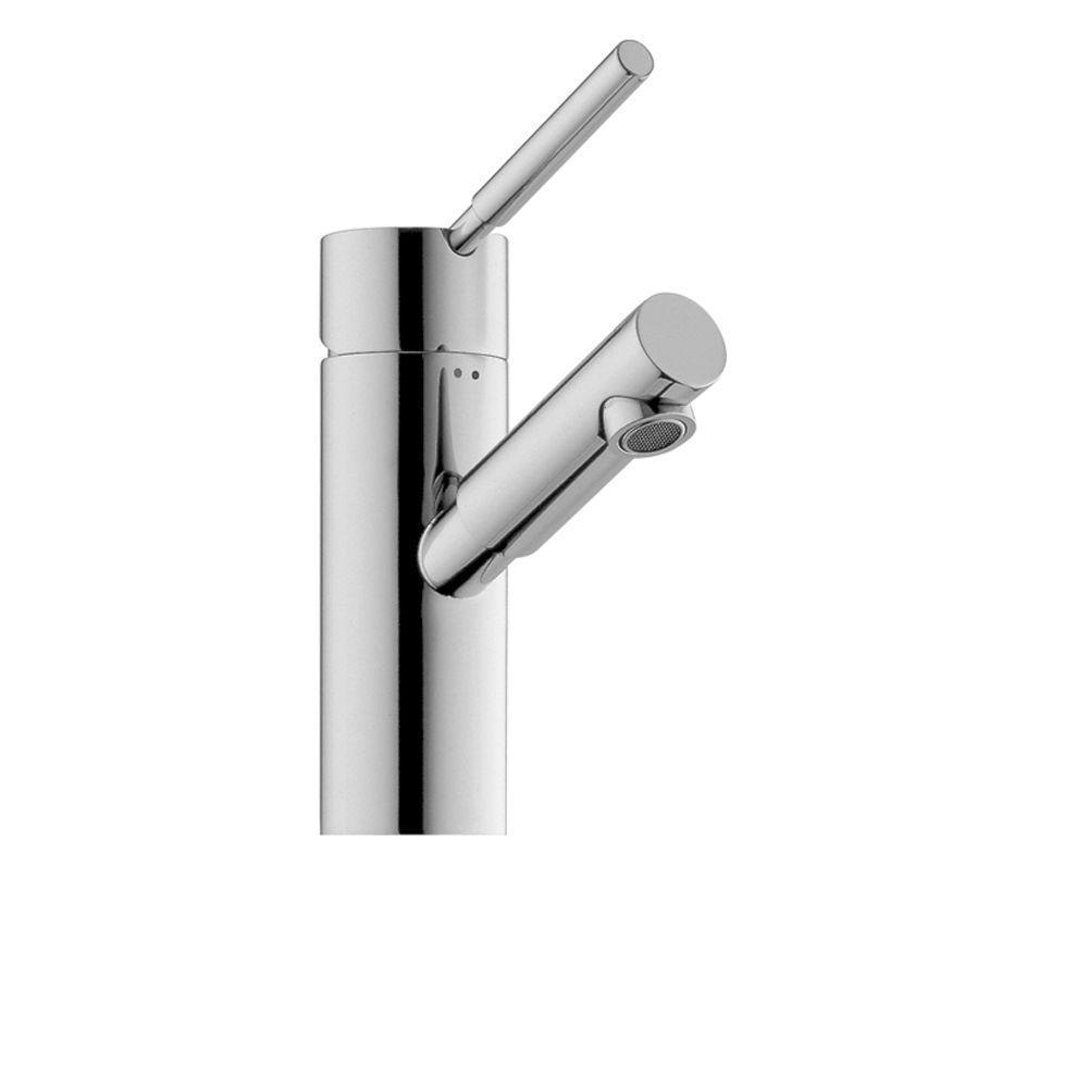 JADO Borma Single Hole 1-Handle Low-Arc Bathroom Faucet in Polished Chrome-DISCONTINUED