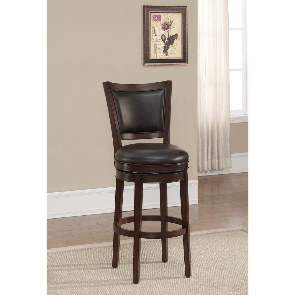 American Heritage Shae 26 In Navajo Cushioned Bar Stool 126108