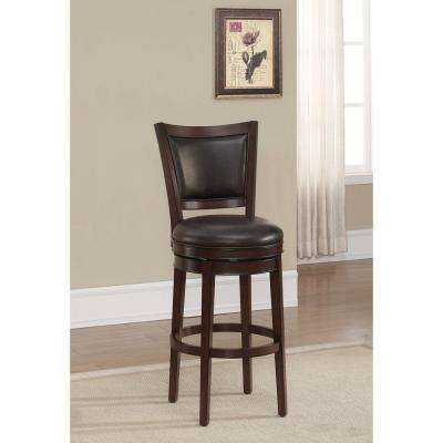 Shae 26 in. Navajo Cushioned Bar Stool