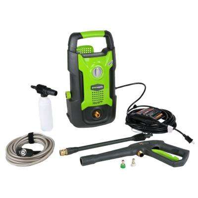 1500 PSI 1.2-GPM Electric Pressure Washer