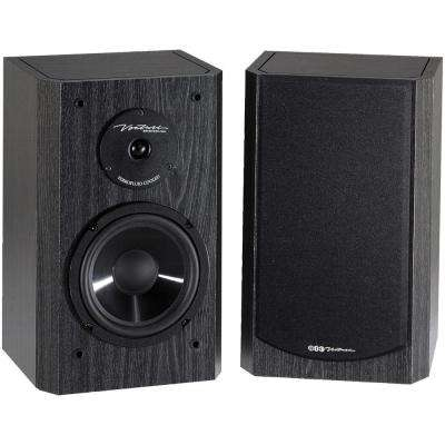 175-Watt 2-Way 6.5 in. Bookshelf and Surround Speakers
