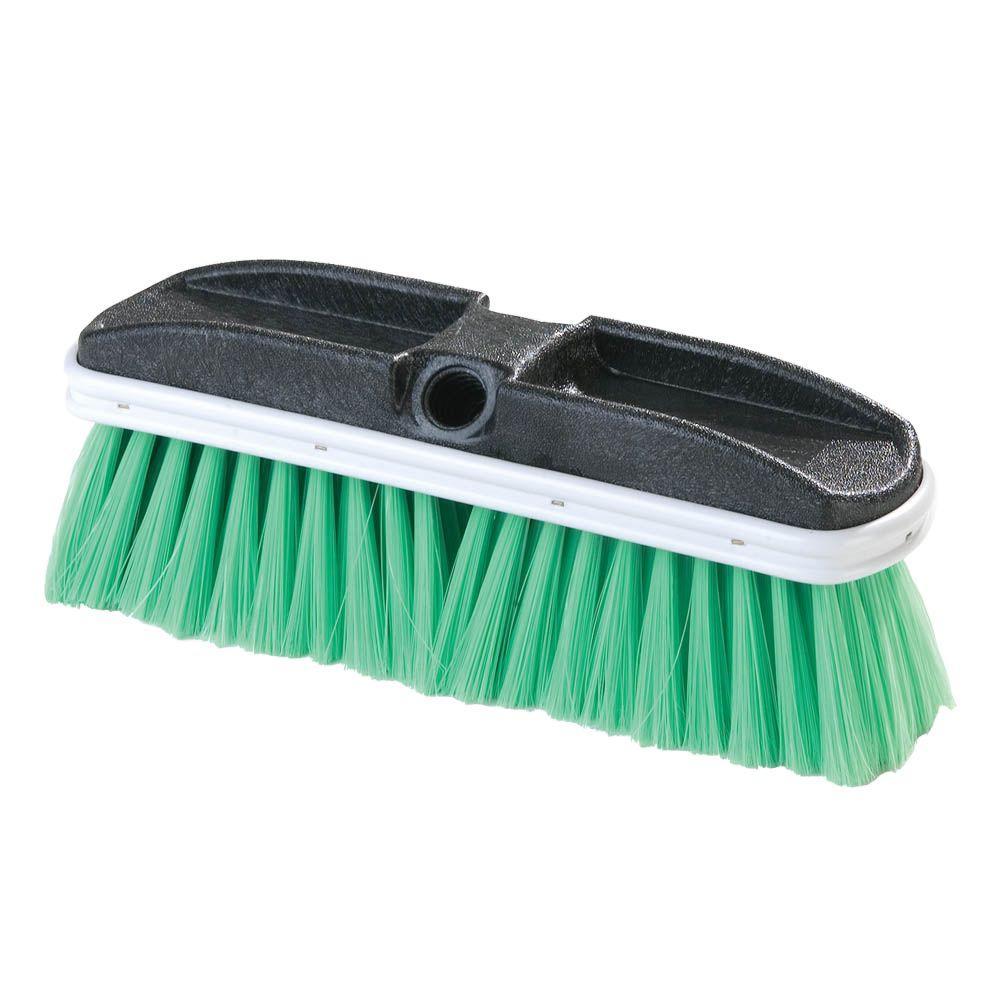 Flo Thru Flagged Green Nylex Truck Wash Brush Case Of
