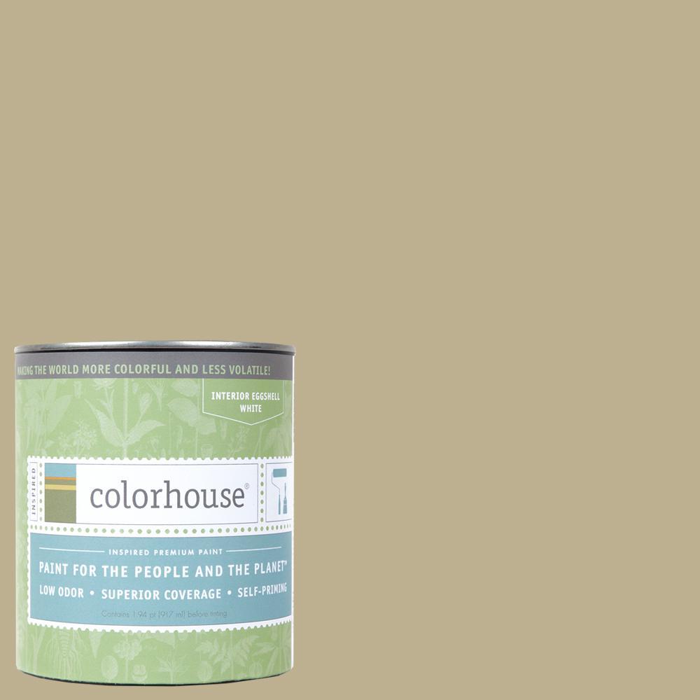 1 qt. Metal .02 Eggshell Interior Paint