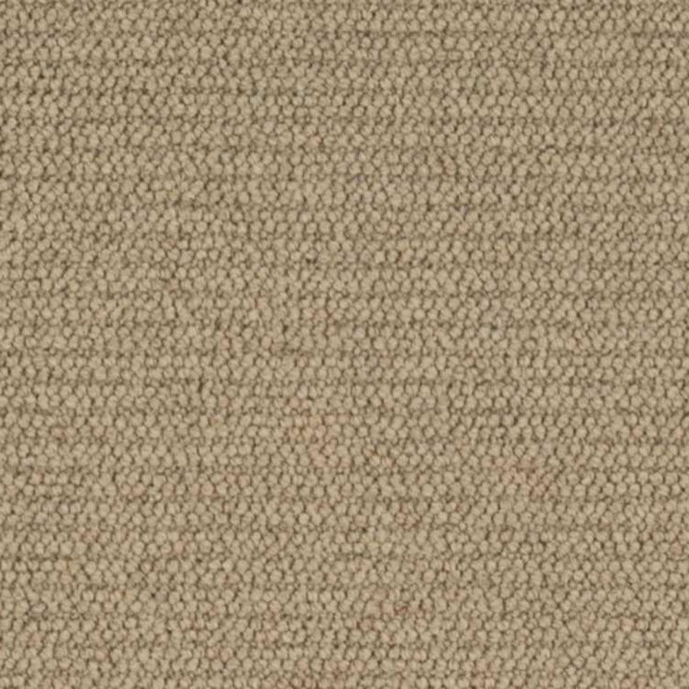 Carpet Sample - Hampton Rib - Color Wheat Loop 8 in. x 8 in.
