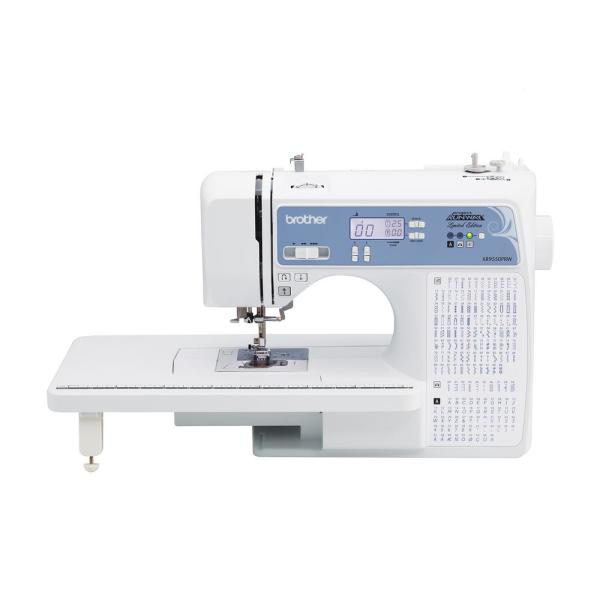 Brother Project Runway Limited Edition Computerized Sewing Machine XR9550PRW