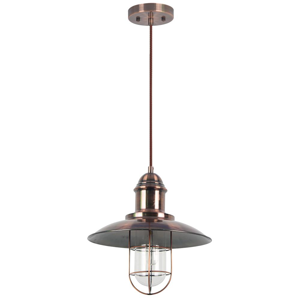 globe brass pendant lights lighting the home depot