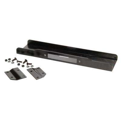 1/4 in. Steel Mounting Plate Kit for the Jeep YJ with Mounting Hardware