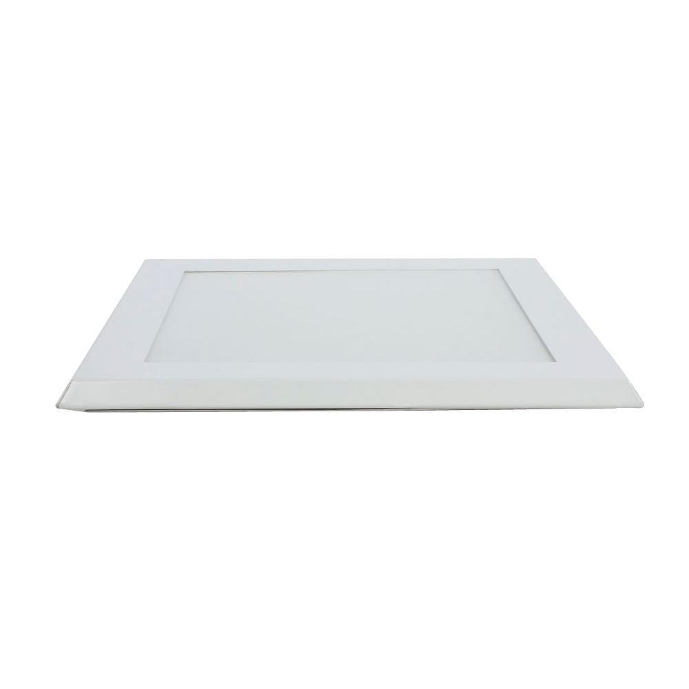 Pixi 1 ft. x 1 ft. 90 to 130-Volt Edge-Lit LED Flat Light Luminaire