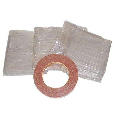 E/O Heavy Duty Shrink Window Insulation Kit (3-Pack)