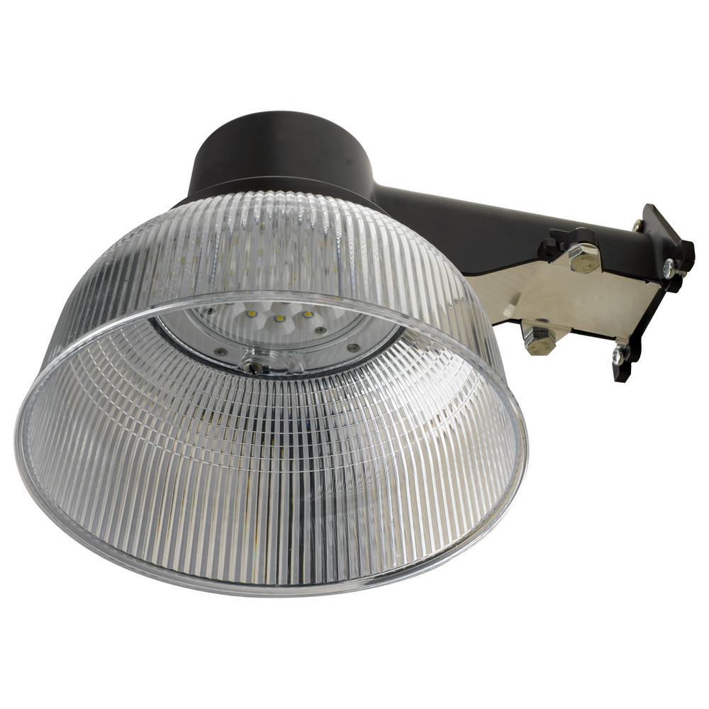 22-Watt Remington Bronze Outdoor Integrated LED Area Light