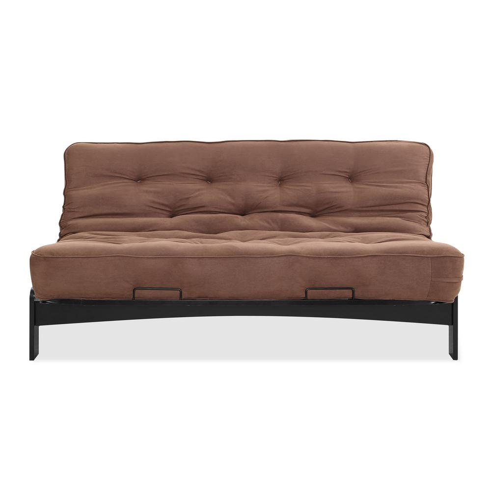 Simmons New York Chocolate Futon