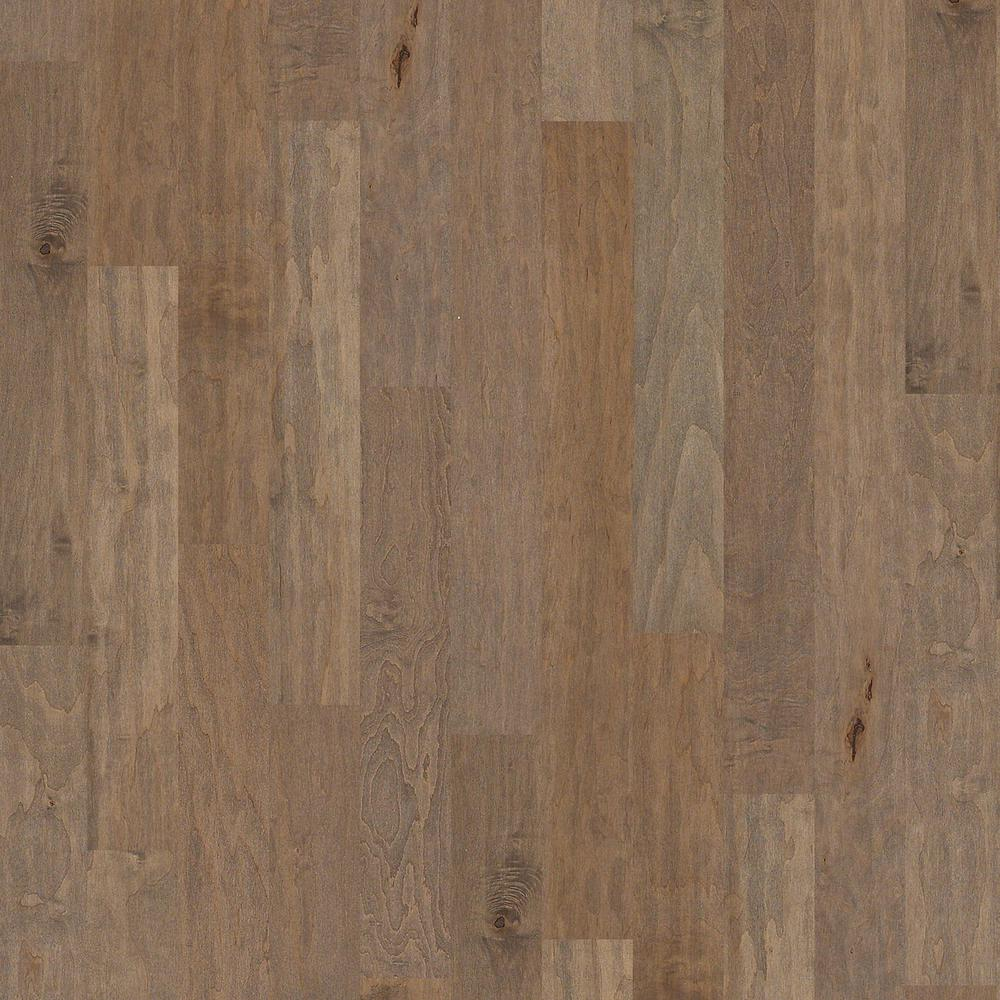 Epic inspire maple sugar cane 3 8 in thick x 5 in wide x for Inspire flooring