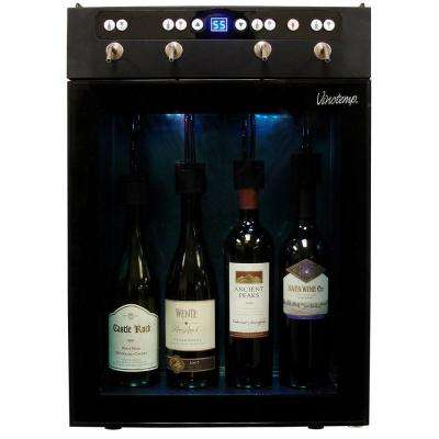 4-Bottle Wine Dispenser and Preserver