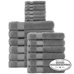 Deals on StyleWell 18-Piece Hygrocotton Towel Set