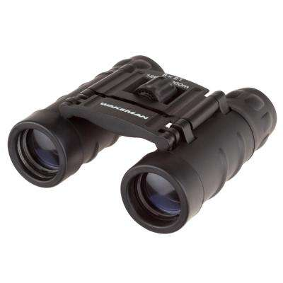 8 x 21 mm Pocket Sized Folding Adjustable Binoculars
