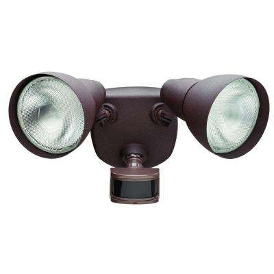 270° Rust Motion Outdoor Security Light