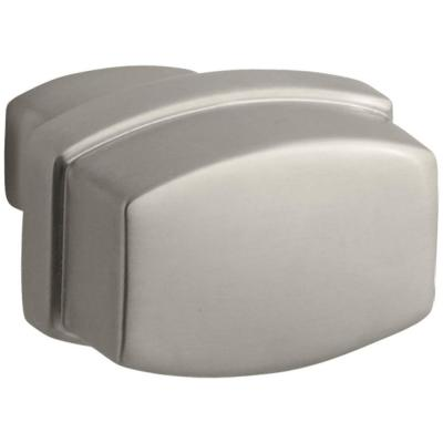 Bancroft 1-1/4 in. Brushed Nickel Cabinet Knob