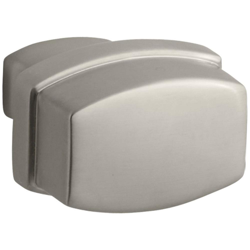 Bancroft 1-1/4 in. Brushed Nickel Cabinet Knob