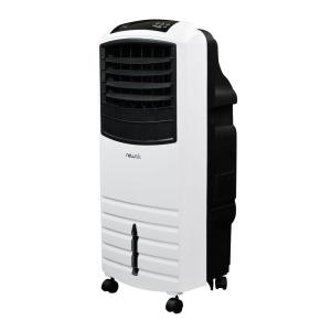 Click here to buy NewAir 1000 CFM 3-Speed White Portable Evaporative Cooler for 300 sq. ft. by NewAir.