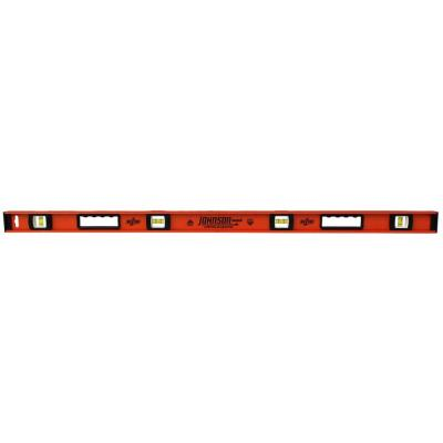 48 in. Big J Pro Heavy Duty I-Beam Aluminum Level
