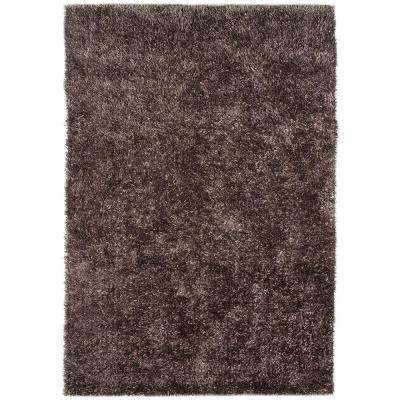 Hand Made Paloma 4 ft. x 6 ft. Solid Area Rug