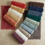 The Company Store Legends 34 in. x 21 in. Cotton Bath Rug in Malt