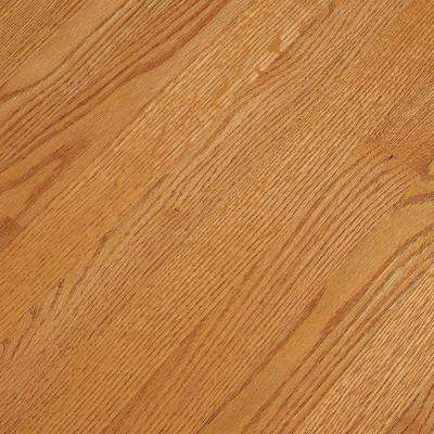 Natural Reflections Oak Butterscotch 5/16 in. T x 2-1/4 in. W x Random Length Solid Hardwood Flooring (40 sq. ft./case)