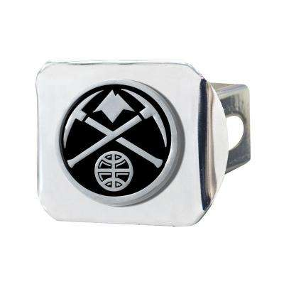 Denver Nuggets Class III Hitch Cover