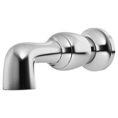Degas Non Diverter Tub Spout in Chrome