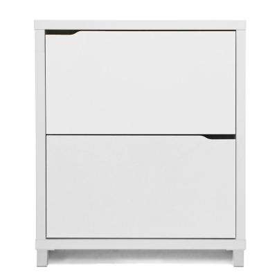 Simms White Cabinet