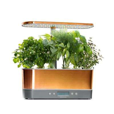 Harvest Elite Slim Copper Home Garden System