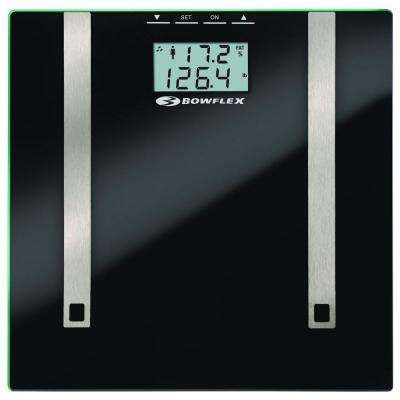 Body Fat Scale Glass