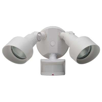 240° Motion-Sensing Outdoor Security Light