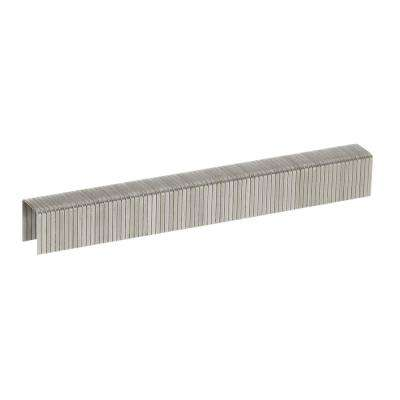 T50 1/2 in. Stainless-Steel Staples (1,000-Pack)