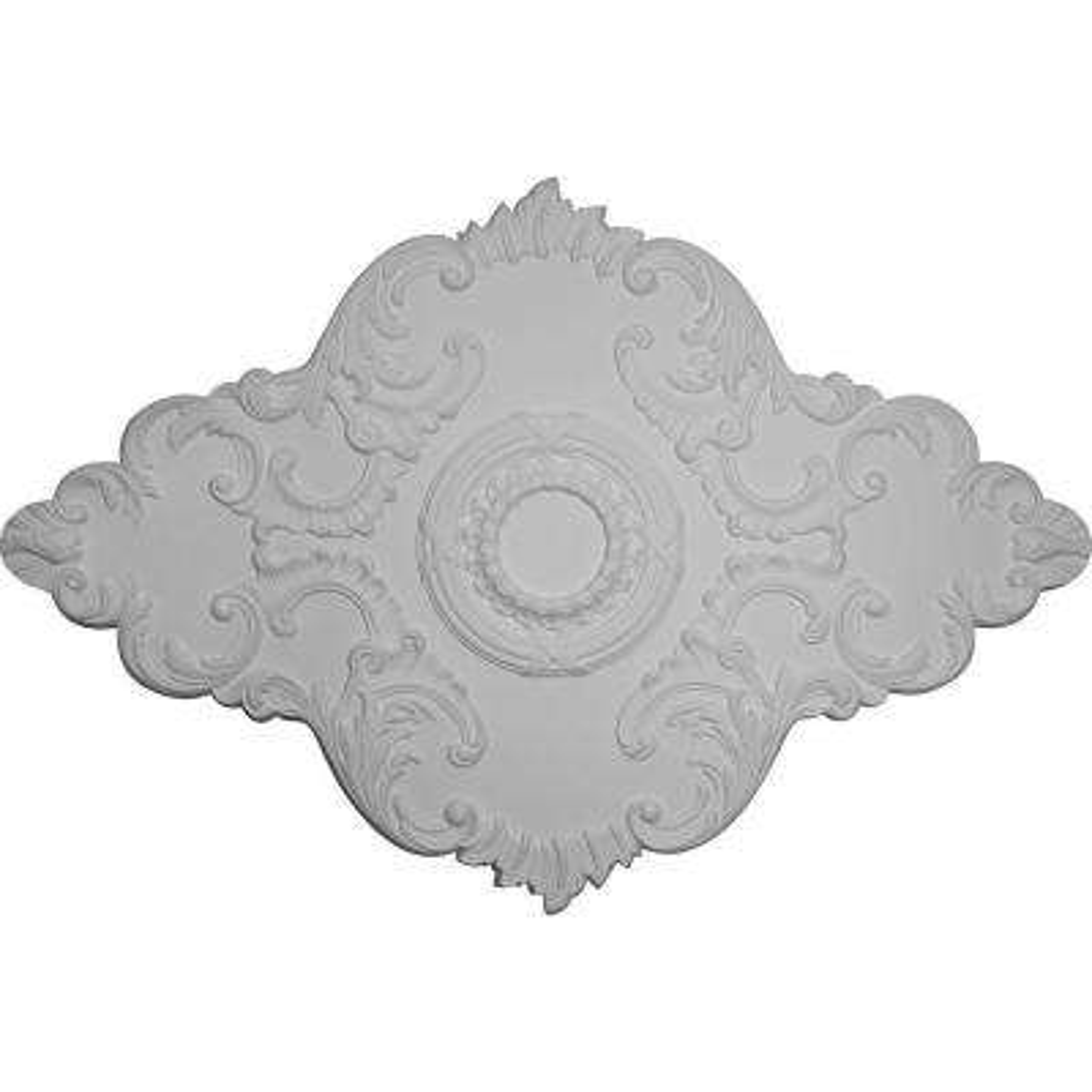 67-1/8 in. Piedmont Ceiling Medallion
