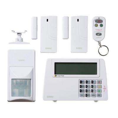Home Alarm System Wireless