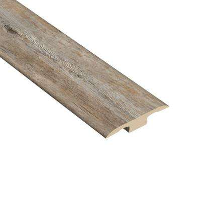 Long View Pine 1/4 in. Thick x 1-7/16 in. Wide x 94 in. Length Vinyl T-Molding