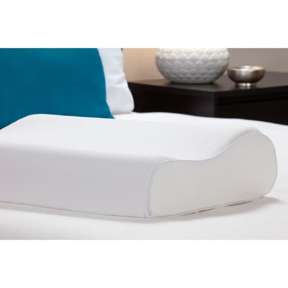 Comfort Revolution Memory Foam Contour Pillow F01-00076-CP0