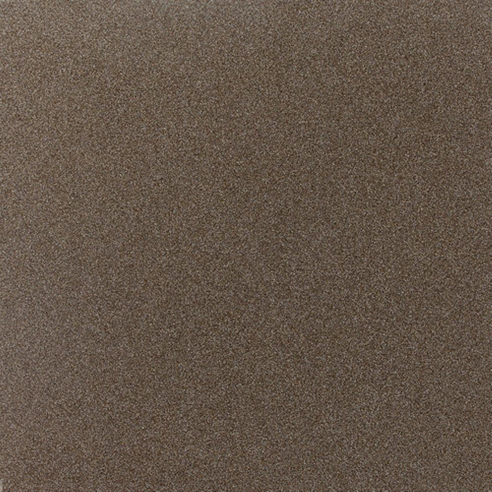 Daltile Identity Oxford Brown Cement 18 in. x 18 in. Porcelain Floor and Wall Tile (13.07 sq. ft. / case)