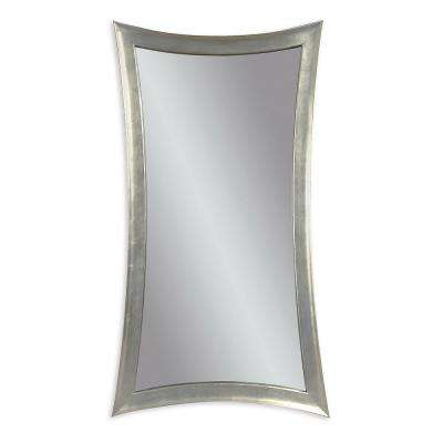 Hour-Glass Decorative Wall Mirror