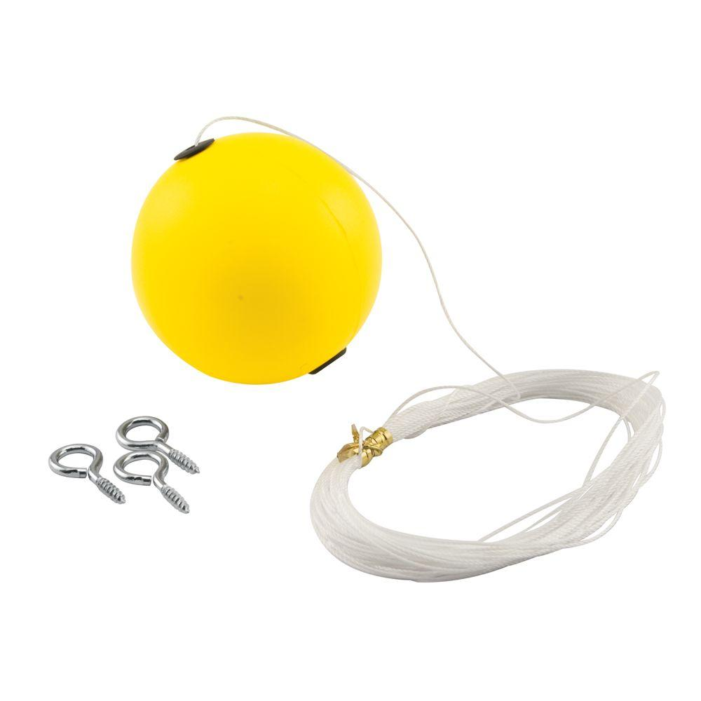 Prime-Line Stop-Right Retracting Stop Ball for Garages