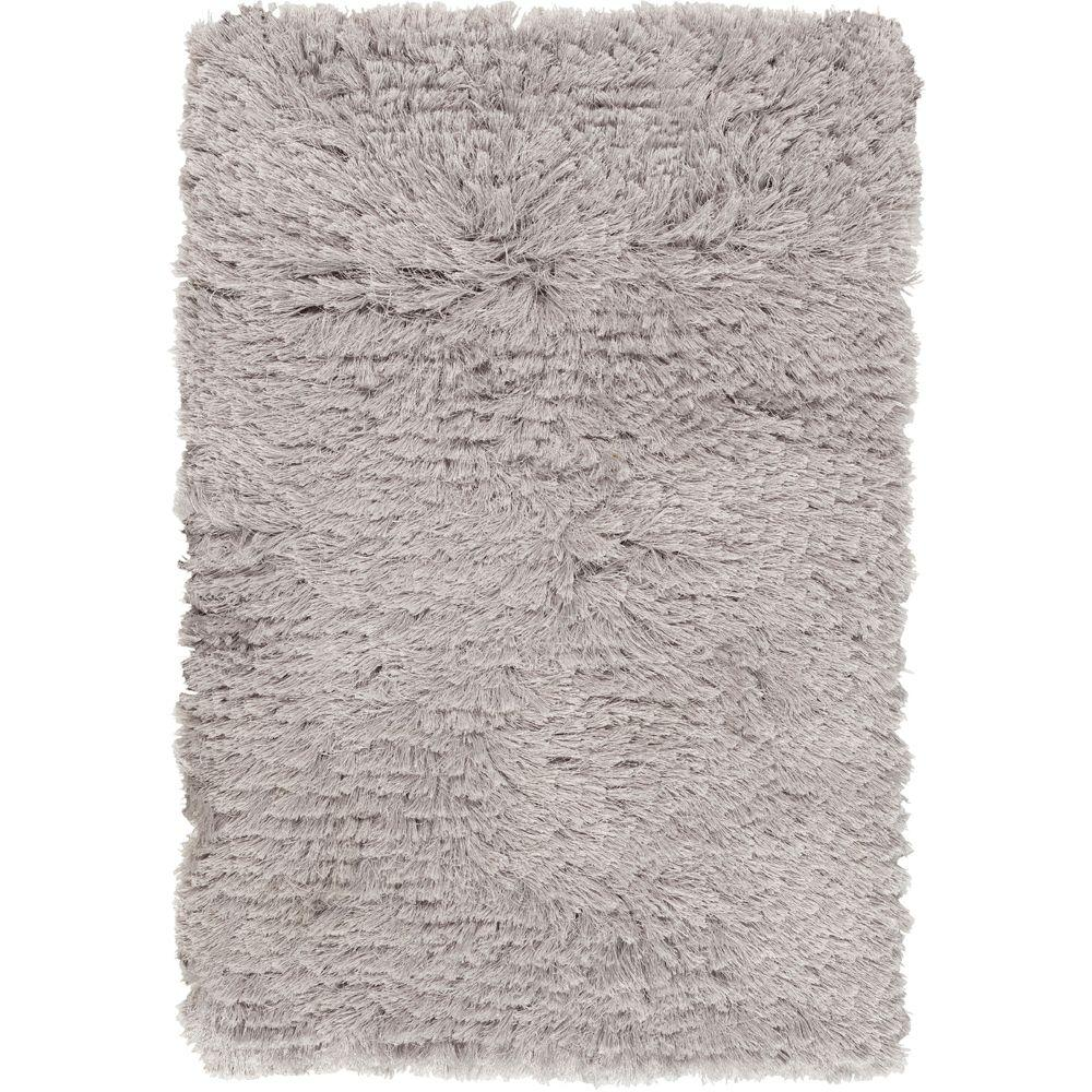 Candice Olson Blue Gray 2 ft. x 3 ft. Accent Rug